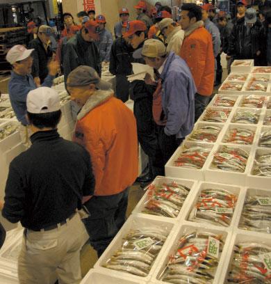 福岡鮮魚市場